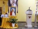 Peregrynacja relikwii i obrazu św. Jana Pawła II